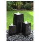 SILEX Gartenbrunnen »Mailand«, schwarz-Thumbnail