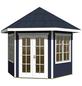 SKANHOLZ Gartenhaus »Almelo«, BxT: 420 x 373 cm (Aufstellmaße), Spitzdach-Thumbnail