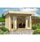 LASITA MAJA Gartenhaus »Barbados«, BxT: 390 x 350 cm (Aufstellmaße), Flachdach-Thumbnail