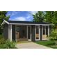LASITA MAJA Gartenhaus »Brighton«, BxT: 580 x 430 cm (Aufstellmaße), Satteldach-Thumbnail