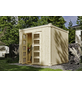 SKANHOLZ Gartenhaus »Cube«, BxT: 250 x 250 cm (Aufstellmaße), Flachdach-Thumbnail