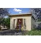 SKANHOLZ Gartenhaus »Ostende«, BxT: 390 x 310 cm (Aufstellmaße), Pultdach-Thumbnail