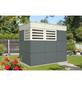 SKANHOLZ Gartenhaus »Perth 2«, BxT: 253 x 169 cm (Aufstellmaße), Flachdach-Thumbnail
