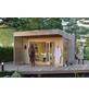 SKANHOLZ Gartenhaus »Tokio 4«, BxT: 402 x 502 cm (Aufstellmaße), Flachdach-Thumbnail