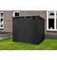 FLORAWORLD Gerätehaus »Lightline«, BxT: 195 x 121 cm-Thumbnail