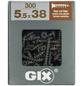 SPAX Gipsfaserschraube, GIX G, H2, Stahl, 300 Stück, 5.5 x 38 mm-Thumbnail