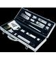 ACTIVA Grillbesteck, Länge: 45 cm, aus Stahl/Edelstahl/Messing-Thumbnail