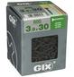 SPAX Grobgewindeschraube, 3,9 mm, Stahl, 600 Stk., GIX B 3,9x30 XL-Thumbnail