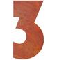 BELLISSA Hausnummer Nr. 3, braun-Thumbnail