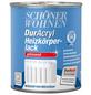 SCHÖNER WOHNEN FARBE Heizkörperlack »DurAcryl glänzend«, weiß , glänzend-Thumbnail