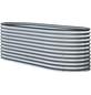 FLORAWORLD Hochbeet »Welle«, BxHxL: 240 x 82 x 80 cm, Stahl-Thumbnail