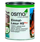 OSMO Holzlasur »HS Plus«, für außen, 0,75 l, Kiefer, seidenmatt-Thumbnail