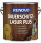 RENOVO Holzschutz-Lasur »PLUS«, Farbton Kirsche, für außen, 4 l-Thumbnail