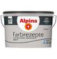 alpina Innenfarbe »Farbrezepte«, Nebelzauber, matt-Thumbnail