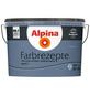 alpina Innenfarbe »Farbrezepte«, Nordmeer, matt-Thumbnail
