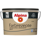 alpina Innenfarbe »Farbrezepte«, Tea Time, matt-Thumbnail