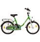 BACHTENKIRCH Kinderfahrrad »Bibi«, 1 Gang, U-Type Rahmen, Grün-Weiß-Thumbnail
