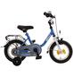 BACHTENKIRCH Kinderfahrrad »Bibi«, 1 Gang, U-Type Rahmen, Weiß-Blau-Thumbnail