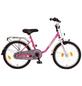 BACHTENKIRCH Kinderfahrrad »Bibi«, 1 Gang, U-Type Rahmen, Weiß-Pink-Thumbnail