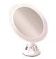 KRISTALLFORM Kosmetikspiegel, beleuchtet, rund, Ø: 16,5 cm-Thumbnail