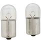 PHILIPS Kugellampe, R10W, BA15s, 10 W, 2 Stück-Thumbnail