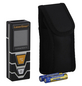 laserliner® Laser-Entfernungsmesser »LaserRange-Master«, schwarz/grau-Thumbnail