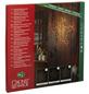 KONSTSMIDE LED-Dekoleuchte, sternförmig, Höhe: 45 cm, Batteriebetrieb-Thumbnail