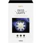 Krinner LED-Fensterbild »Lumix Deco Lights«, Schneekristall, rund, ø: 10 cm, Batteriebetrieb-Thumbnail