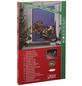 KONSTSMIDE LED-Fensterbild, Rentier, Kunststoff, weiß/rot/braun/grün-Thumbnail