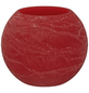 CASAYA LED-Kerze »Rustic«, Ø 7,5 cm, rot, 3D-Flacker-Effekt, Timer, inkl. Batterien-Thumbnail