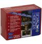 KONSTSMIDE LED-Lichterkette, bernsteinfarben, Batteriebetrieb, Kabellänge: 0,5 m, inkl. Batterien-Thumbnail