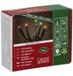 KONSTSMIDE LED-Lichterkette, mehrfarbig, Netzbetrieb, Kabellänge: 6,43 m-Thumbnail