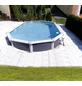 KWAD Ovalpool »Steely Supreme Design «, grau, BxHxL: 370 x 132 x 610 cm-Thumbnail