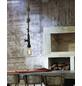 NÄVE Pendelleuchte »Regia« messingfarben 40 W, 1-flammig, E27, ohne Leuchtmittel-Thumbnail