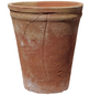 Kirschke Pflanzgefäß »Altea«, ØxH: 15 x 18 cm, terrakottafarben-Thumbnail