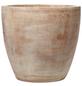 Kirschke Pflanzgefäß »GIANNA«, ØxH: 28 x 25 cm, terrakottafarben-Thumbnail