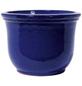 Kirschke Pflanzgefäß »Lage«, ØxH: 30 x 25 cm, blau-Thumbnail