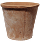 Kirschke Pflanzgefäß »Tarifa«, ØxH: 16 x 15 cm, terrakottafarben-Thumbnail