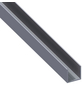 alfer® aluminium Quadrat-U-Profil, Combitech®, LxBxH: 1000 x 19,5 x 19,5 mm, Aluminium-Thumbnail