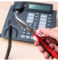 CONNEX Radio- Und Telefonzange, Länge: 20 cm, Kunststoff/Stahl-Thumbnail