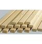 KLENK HOLZ Rahmenholz, Fichte / Tanne, BxH: 3,4 x 3,4 cm, glatt-Thumbnail