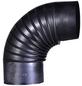 FIREFIX® Rauchrohr, ØxL: 12 x 21 cm, Stärke: 0,6 mm, Stahl-Thumbnail