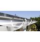 SKANHOLZ Regenrinnenset, BxH: 648 x 648 cm, Stahl-Thumbnail