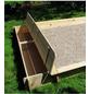 PROMADINO Sandkasten-Spielzeugkasten, BxL: 225 x 28 cm, Kiefernholz natur-Thumbnail
