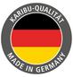 KARIBU Saunahaus »Schwanenburg 1«, BxTxH: 337 x 196 x 228 cm, 9 kW Ofen mit int. Steuerung-Thumbnail