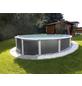 KWAD Schwimmbecken »Steely Supreme Design «, grau, ØxH: 550 x 132 cm-Thumbnail