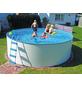 KWAD Schwimmbecken »Steely «, weiß, ØxH: 350 x 120 cm-Thumbnail