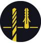 ALPEN SDS-plus Hammerbohrerset, FORCE X , SDS-plus 3-tlg, 6,0 mm / 8,0 mm / 10,0 mm-Thumbnail
