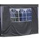 BELLAVISTA Seitenteile, grau, Breite: 290 cm, Polyester, mit Fenster-Thumbnail