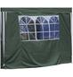 BELLAVISTA Seitenteile, grün, Breite: 290 cm, Polyester, mit Fenster-Thumbnail